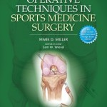 Operative Techniques in Sports Medicine Surgery Retail PDF