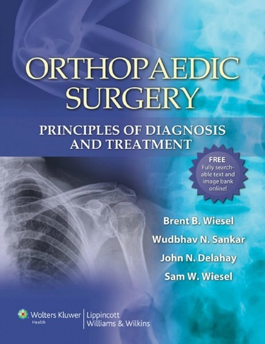 Orthopaedic surgery principles of diagnosis and treatment