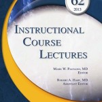 Instructional Course Lectures Volume 62