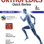 Orthopedics Quick Review for NEET/DNB