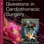 Single Best Answer Questions in Cardiothoracic Surgery