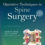 Operative Techniques in Spine Surgery, 2nd Edition