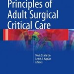 Principles of Adult Surgical Critical Care 2016