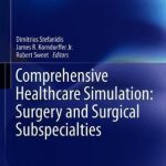 Comprehensive Healthcare Simulation: Surgery and Surgical Subspecialties