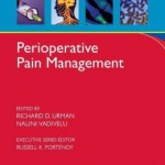 Perioperative Pain Management