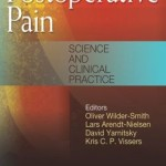 Postoperative Pain: Science and Clinical Practice