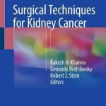 Surgical Techniques for Kidney Cancer